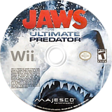 JAWS: Ultimate Predator Wii disc (SJAE5G)
