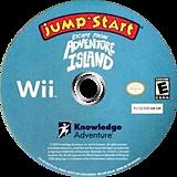 JumpStart Escape from Adventure Island Wii disc (SJEEPK)