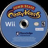 JumpStart Crazy Karts Wii disc (SJKEPK)