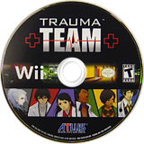 Trauma Team Undub CUSTOM disc (SK3EUD)