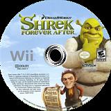Shrek Forever After Wii disc (SK4E52)