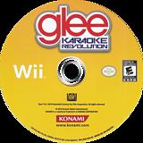 Karaoke Revolution Glee Wii disc (SKAEA4)