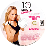 10 Minute Solution Wii disc (SM2E52)