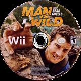 Man vs. Wild Wii disc (SMWE4Z)