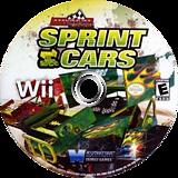 Maximum Racing: Sprint Cars Wii disc (SN8EYG)