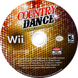 Country Dance Wii disc (SQ3EPZ)