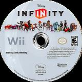 Disney Infinity Wii disc (SQIE4Q)