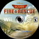 Disney Planes: Fire & Rescue Wii disc (SQQEVZ)