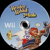 Reader Rabbit 2nd Grade Wii disc (SR7EHG)