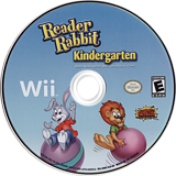 Reader Rabbit Kindergarten Wii disc (SR8EHG)