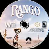 Rango Wii disc (SRGE69)
