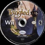 Disney Tangled Wii disc (SRPE4Q)