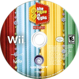 The Price Is Right Decades Wii disc (SRVE41)