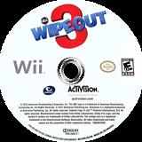 Wipeout 3 Wii disc (SSVE52)