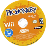 Pictionary Wii disc (STAE78)
