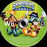 Skylanders: Swap Force Wii disc (SVXE52)