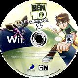 Ben 10: Omniverse 2 Wii disc (SVYEG9)