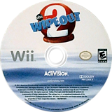 Wipeout 2 Wii disc (SW2E52)