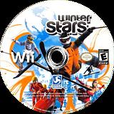 Winter Stars Wii disc (SW3EJJ)