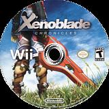 Xenoblade Chronicles Wii disc (SX4E01)
