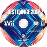 Just Dance 2017 Wii disc (SZ7E41)
