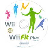 Wii塑身加強版 繁體中文版[平衡板] Wii disc (RFPW01)
