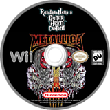 Guitar Hero III Custom:Metallica CUSTOM disc (RGCM52)