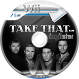 SingItStar Take That CUSTOM disc (SIS7OH)