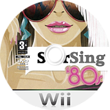 StarSing : '80s Volume 1 v1.2 CUSTOM disc (SIS80S)