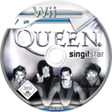 SingItStar Queen CUSTOM disc (SISQ3Q)