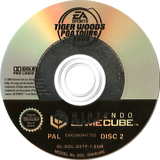 Tiger Woods PGA Tour 2005 GameCube disc (G5TP69)