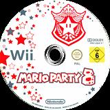 Mario Party 8 Wii disc (RM8P01)