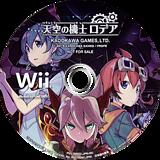 ロデア・ザ・スカイソルジャー Wii disc (SROJQC)