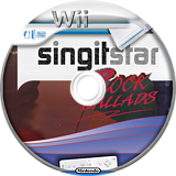 SingItStar Rock Ballads CUSTOM disc (R02PEA)