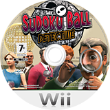 Sudoku Ball: Detective Wii disc (R9SPPL)