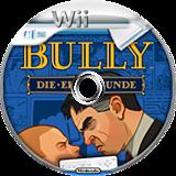 Bully: Die Ehrenrunde Wii disc (RB7P54)