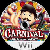 Carnival - Die Jahrmarkt-Party Wii disc (RCGP54)