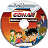 Detective Conan - Die Mirapolis Ermittlung Wii disc (RCOPNP)