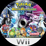 Pokémon Battle Revolution Wii disc (RPBP01)