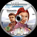 Geheimakte: Tunguska Wii disc (RTUPKM)