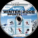 RTL Winter Sports 2008 Wii disc (RUCXRT)