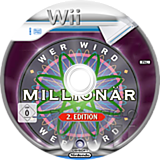 Wer wird Millionär 2 Wii disc (RW5P41)
