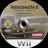 Geheimakte 2: Puritas Cordis Wii disc (RZFPKM)