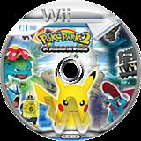 PokéPark 2:Die Dimension der Wünsche Wii disc (S2LP01)