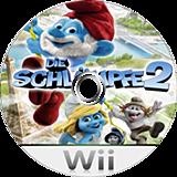 Die Schlümpfe 2 Wii disc (S2XP41)