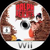 Ralph Reichts Wii disc (S6RP52)