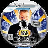 Schlag den Raab - Das 2. Spiel Wii disc (SCQDRV)