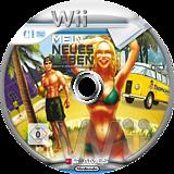 Mein neues Leben Abenteuer auf Tropicana Wii disc (SD8DSV)
