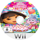 Dora - Das große Geburtstagsabenteuer Wii disc (SDPP54)