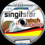 SingItStar Deutsch Rock-Pop Vol. 1 CUSTOM disc (SDRP3Q)